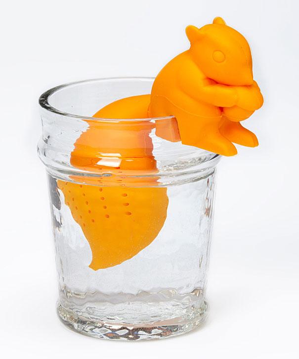 خلاقیت در طراحی ، چای صافی کن ،ایده های ساده و جذاب