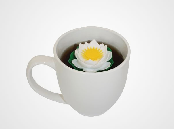 Water Lily Floating Tea Infuser