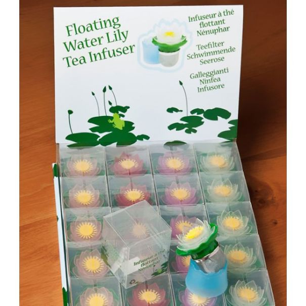 Water Lilly Tea Infuser