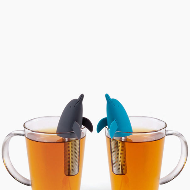Funny Tea Infuser - Dolphin
