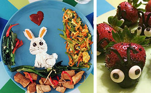 Mother Of 4 Wakes Up Early To Make Creative Breakfasts For Her Kids