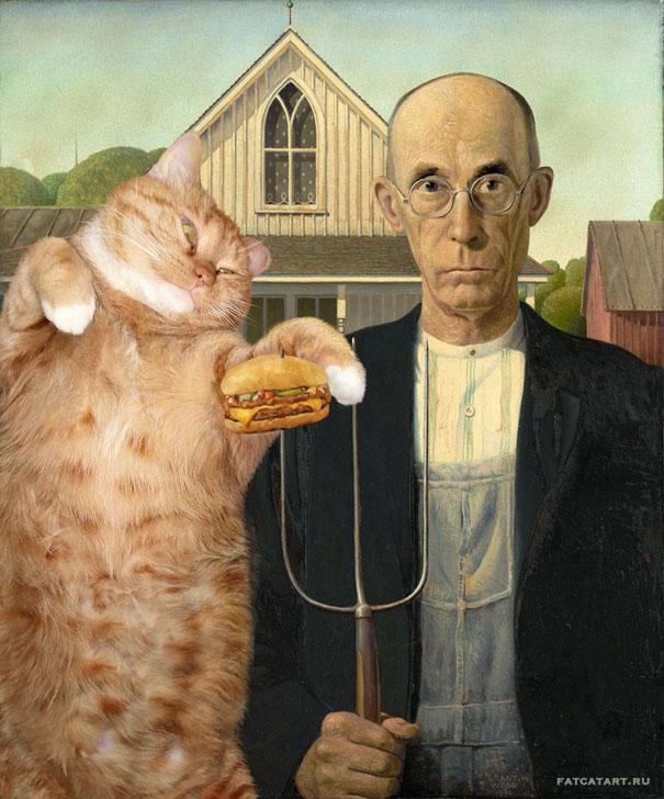 Zarathustra From The Fat Cat Art