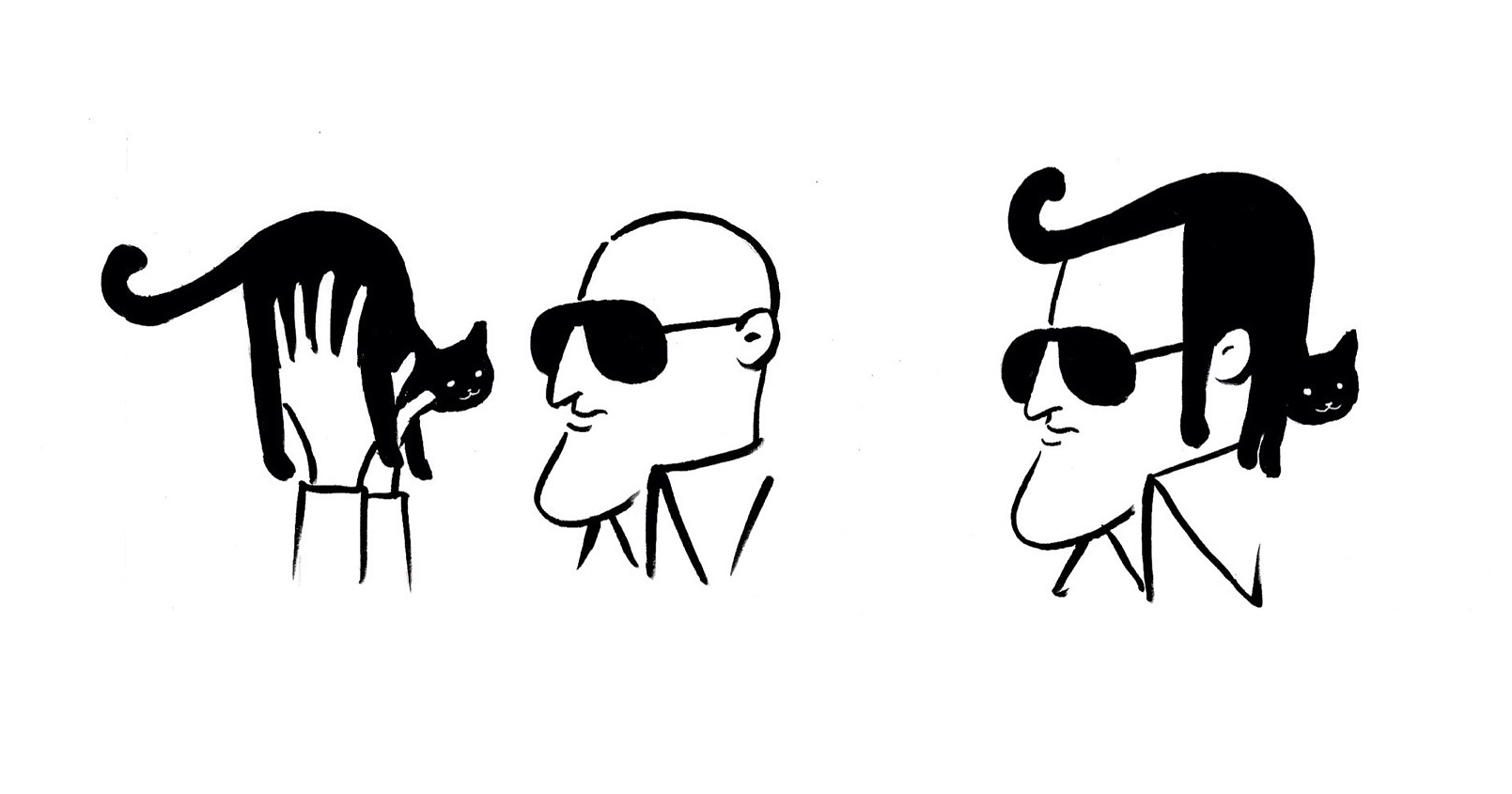 Simple But Clever Animal Comics By Shanghai Tango