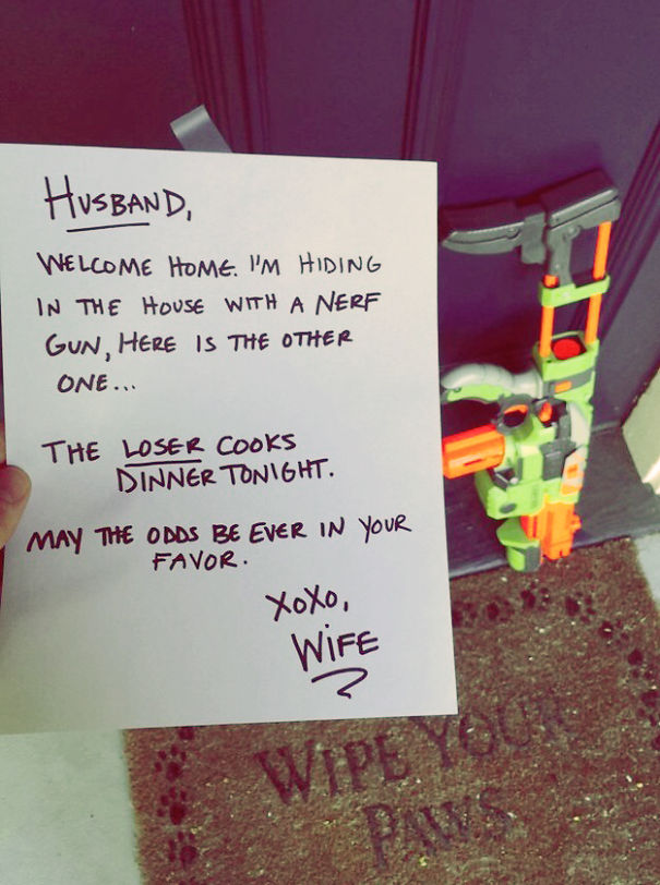 Girlfriend Awesomeness Level Over 9000