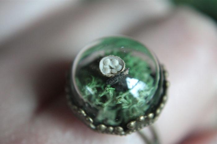 Bird's Nest Ring