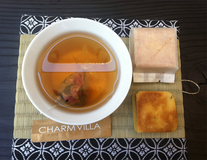Diy goldfish tea bags will turn your teacup into a fishbowl for Fish tea bags