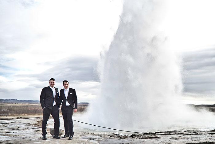 Iceland: Same Sex Wedding Wonderland