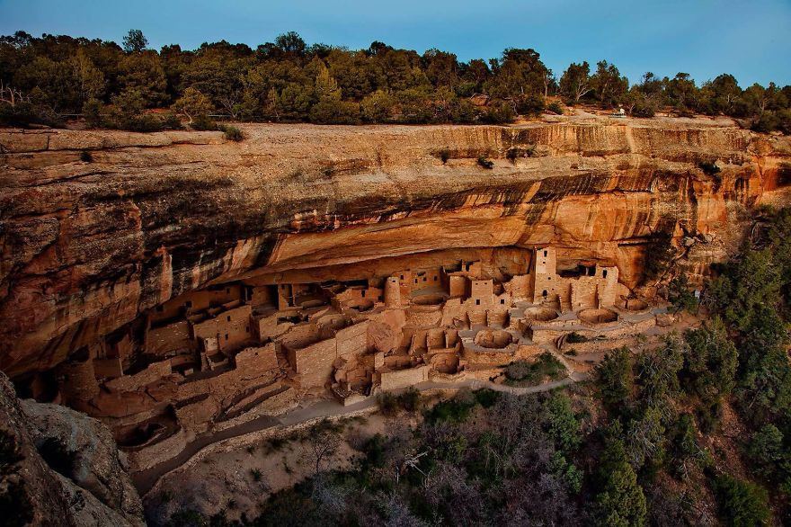 Mesa Verde, Colorado, Usa