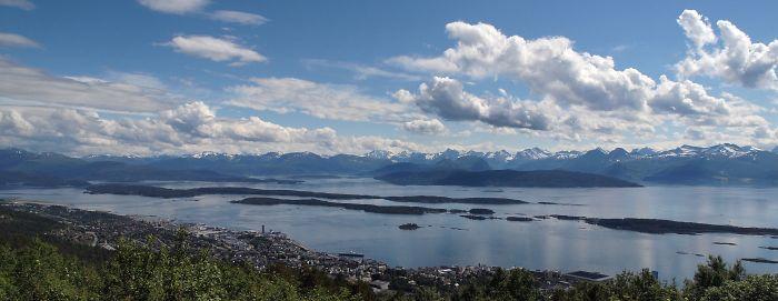 The Molde-panorama