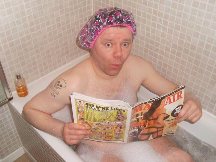 Bath Time…