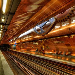 Arts Et Métiers Station, Paris, France