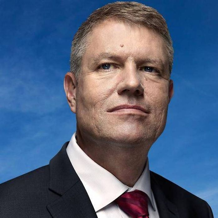 Klaus Iohannis – People Elected President