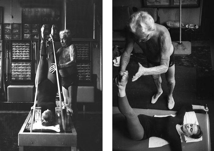 J.pilates Teaching