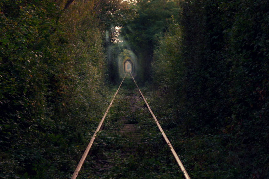 The Tunnel Of Love Again