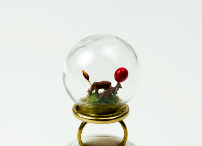 Microworld Ring