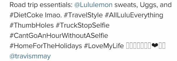 The Trip Essentials Mirror Selfie