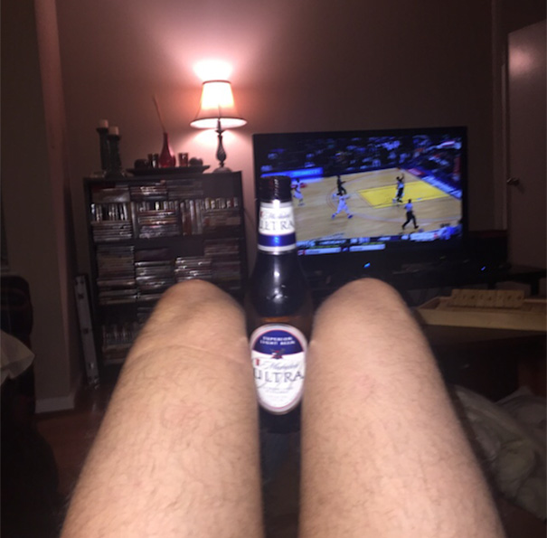 #blessed Hot Dog Legs