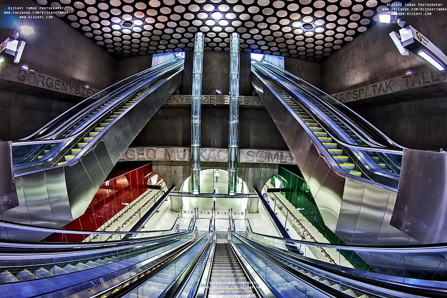 Of The Most Beautiful Metro Stations In The World - The 12 most beautiful metro stations in the world