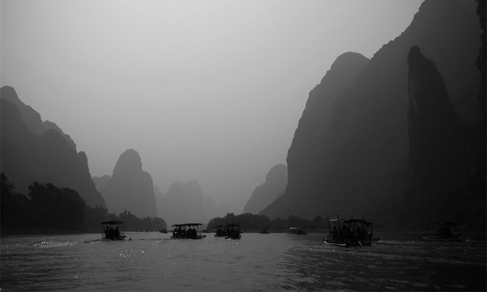 The World In Black And White: Traveling And Making Beautiful Monochrome Images