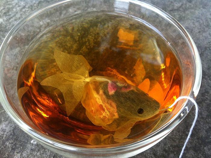 Té Goldfish Bolsas
