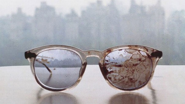 The Glasses John Lennon Wore When He Was Assassinated, 1980