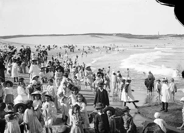 Bondi Bay, Australia, C. 1900