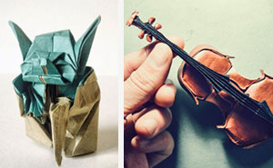 Share The Most Beautiful Examples Of Origami Paper Art