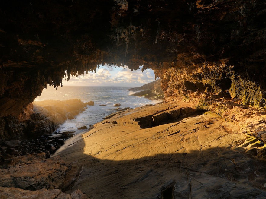 Isla Canguro Cuevas: Kangaroo Island, Australia del Sur, Australia
