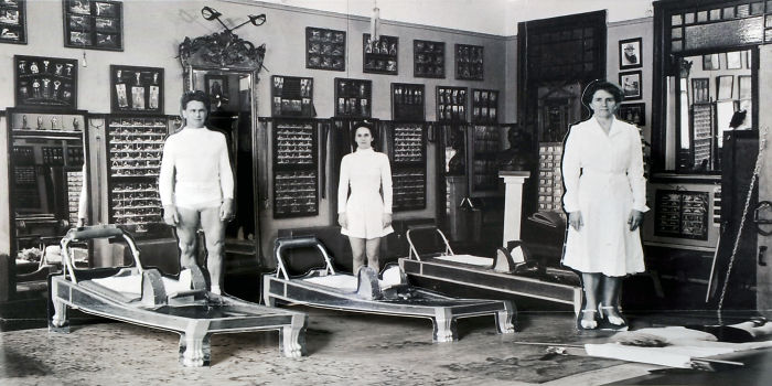 J.pilates Studio Replica