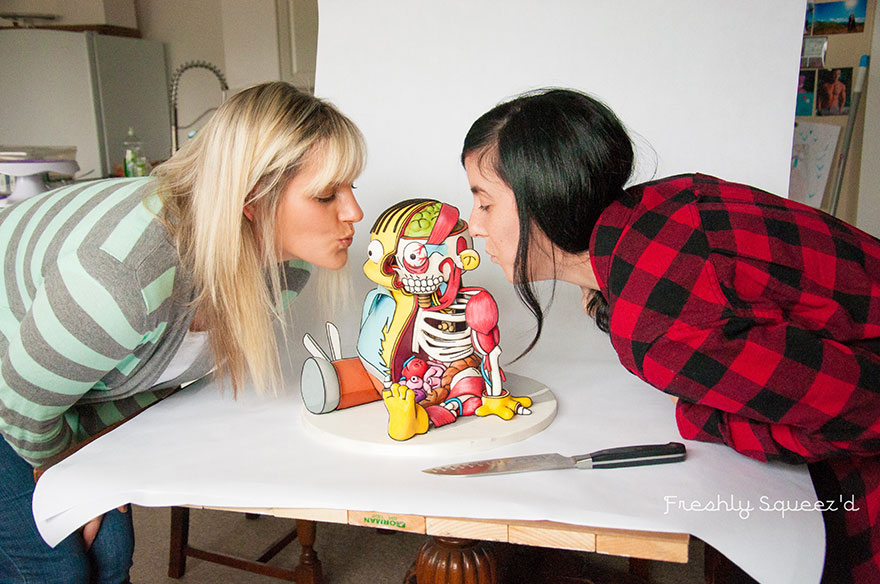 ralph-wiggum-cutout-cake-kylie-mangles-freshly-squeezd-14