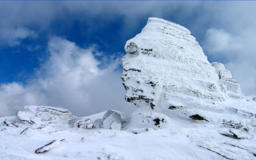 Sphinx - Bucegi Mountains, Romania