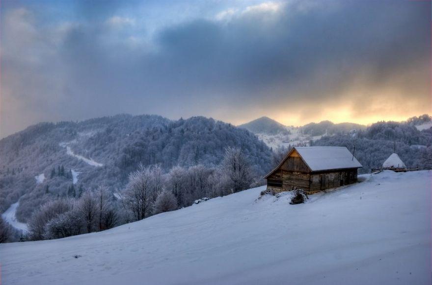 Fundata Village, Romania