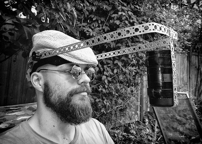 Pinhole Selfies