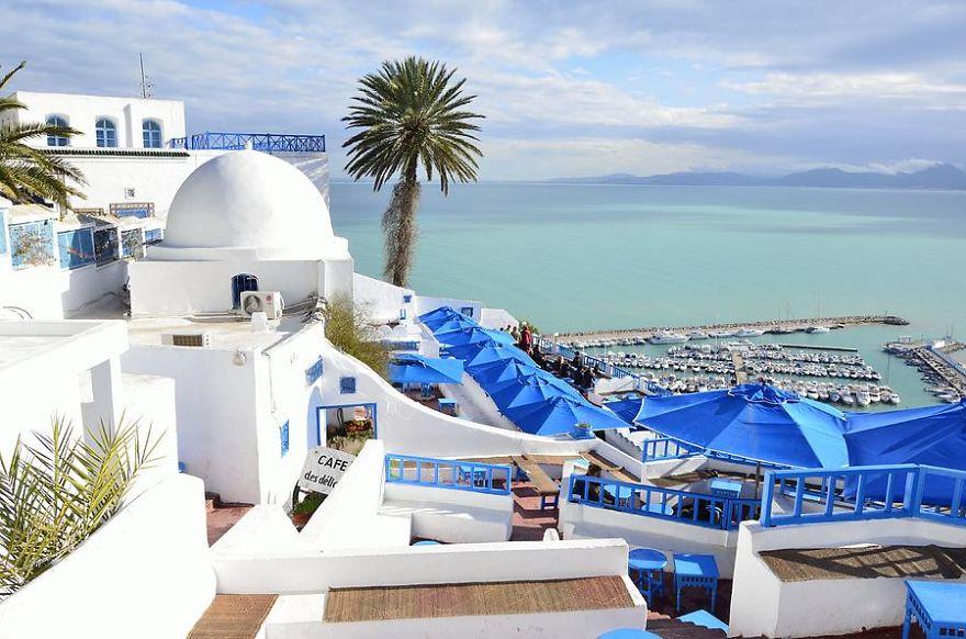 Sidi Bousaid- Tunisia