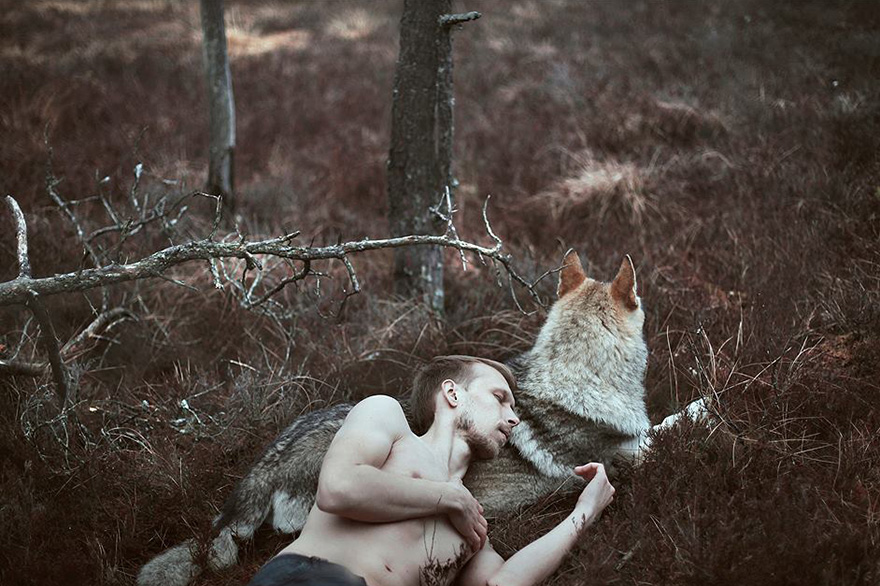 Bewitching Photographs Inspired By Lithuanian Forests