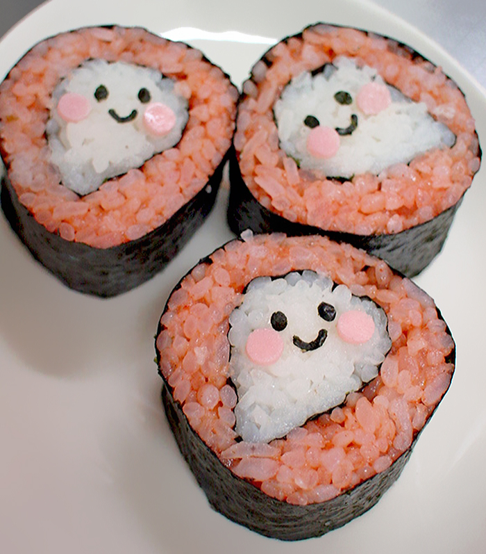 Ghost Sushi
