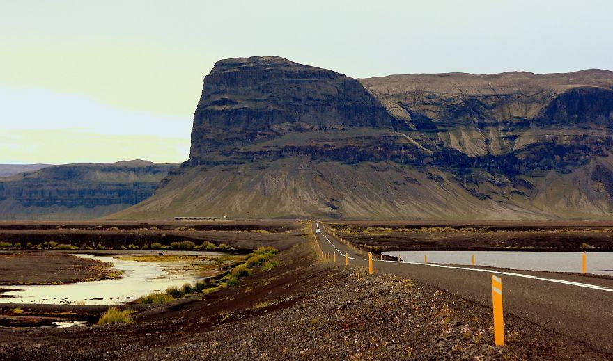 Road Nr 1 Iceland