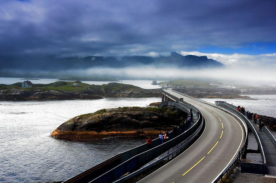 North Atlantic Road Norway