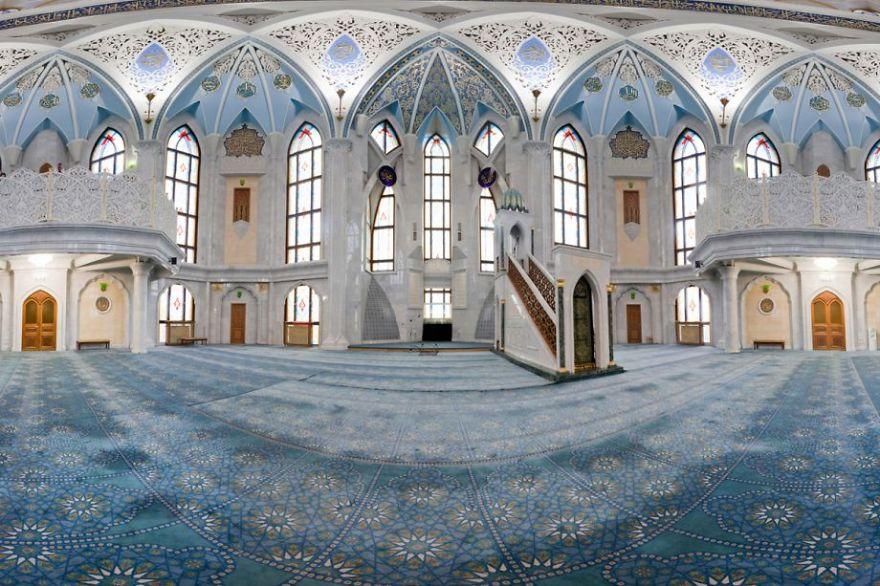 Kul Sharif Mosque, Kazan, Tatarstan, Russia