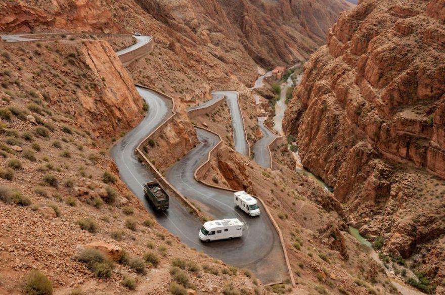Tichka Road - Marrakech - Morocco