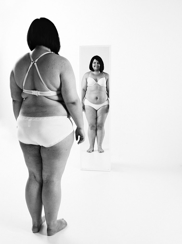 Daring Images Encourage Women To Love Their Own Bodies