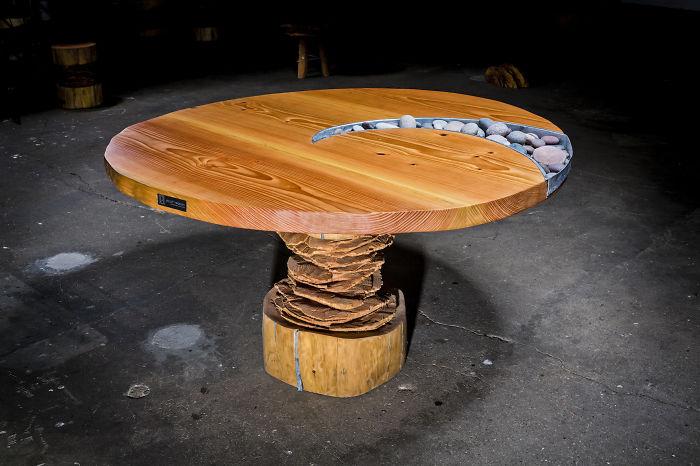 Woodnwonder: My Sculptural, Sustainable Handcrafted Designs