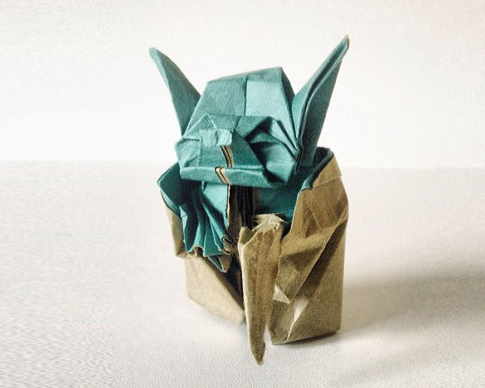 Yoda (designed By Fumiaki Kawahata)