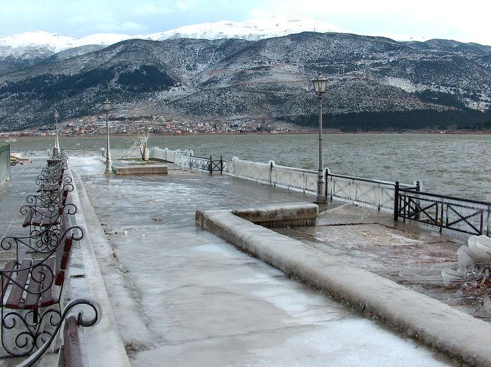 Lake Bank, Ioannina, Greece