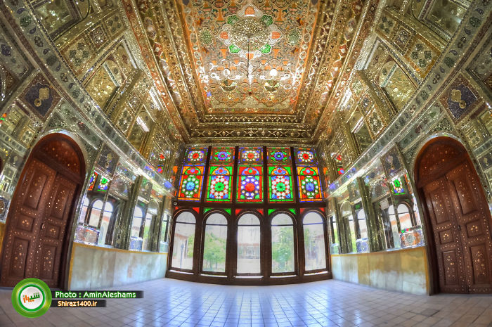 Other Place Of Shiraz: Historic House Of Zinat-al-molok