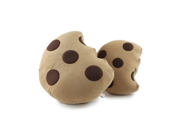 Cookie Pillow Duo