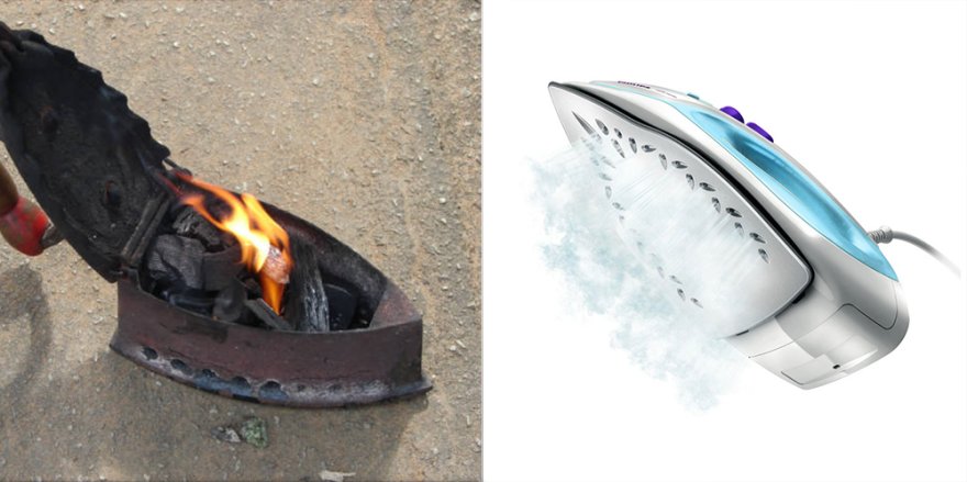 This Is How The Flame In Irons Became Steam