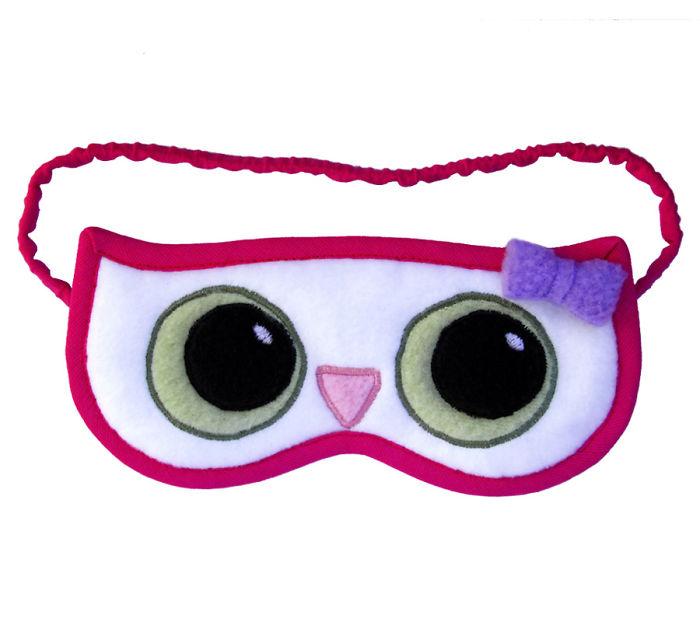 Owl Sleeping Eye Mask