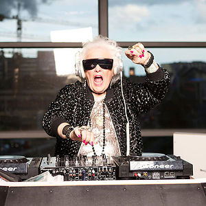 72-Year-Old Ruth Flowers Decided To Become A Club Dj At 68