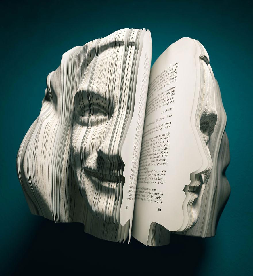 Dutch Bookweek Written Portraits
